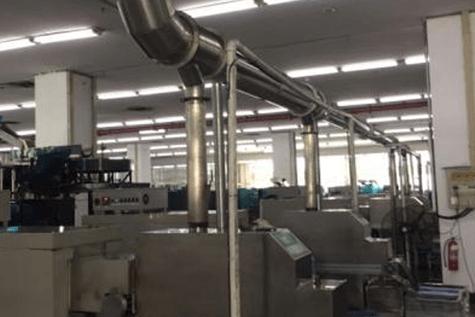 新型水性溶剂喷涂设备